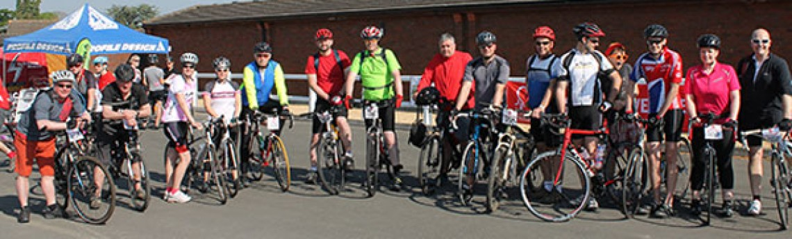 British Heart Foundation Charity Bike Ride