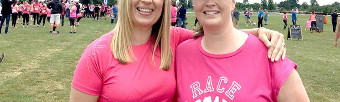 Cancer Research 10k Race for Life